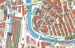 Plano ilustrado de Bilbao