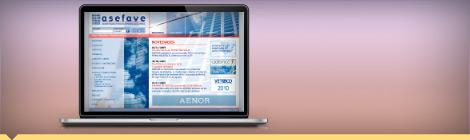 Diseño web asociación
