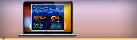 Diseño Web Orquesta