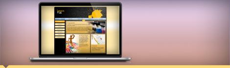 Web empresa de suministros