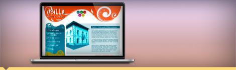 Diseño web albergue rural